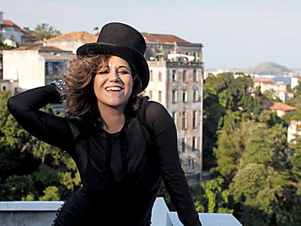 A cantora Maria Rita, que se apresenta dia 3 de maio em Brasília (Foto: Vicente de Paulo/Divulgação)