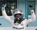 Rosberg supera problema eletrônico, desbanca Hamilton e faz pole em casa