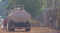 Ligações clandestinas prejudicam abastecimento de água no São Simão