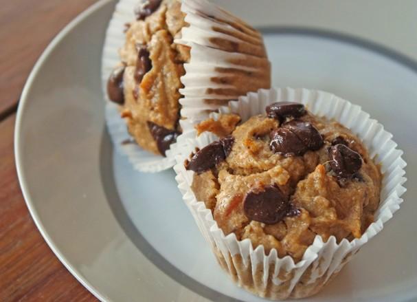 Muffin de cookie sem glúten é possível! Aprenda a fazer