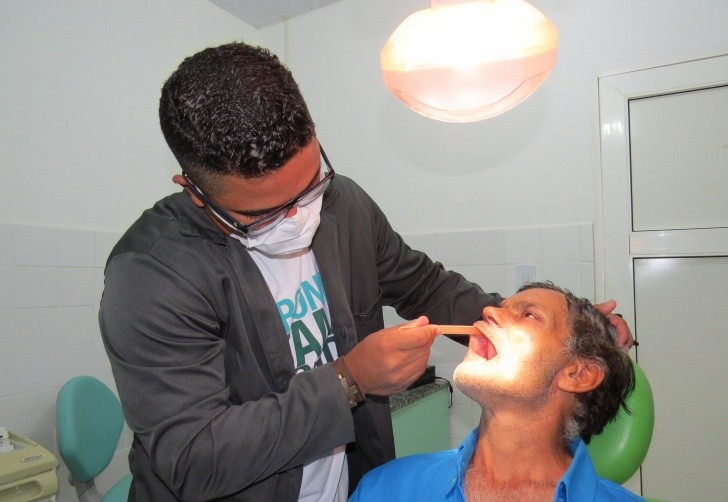 Dentista Fernando de Noronha
