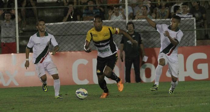 Cleber Santana, do Criciúma (Foto: Fernando Ribeiro/www.criciumaec.com.br)