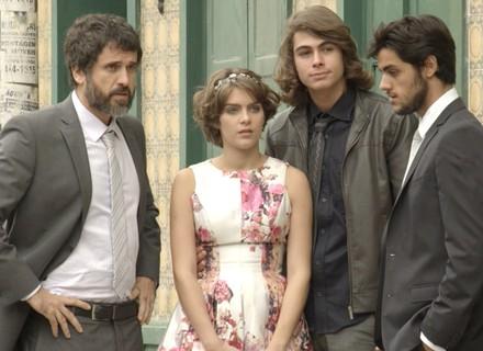 Teaser de Malhação: Karina usa vestido no #CasamentoCobrade