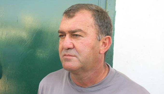 Careca Paiva treinador São Vicente (Foto: Bruno Gutierrez)