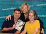 Irene Ravache recebe carinho de amigos famosos ao lançar livro
