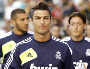 Cristiano Ronaldo Real Madrid (Foto: Reuters)