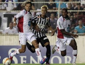 Neymar Santos x Ituano (Foto: Miguel Schincariol)