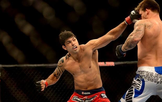 UFC Viscardi Andrade x Bristol Marunde (Foto: André Durão / Globoesporte.com)