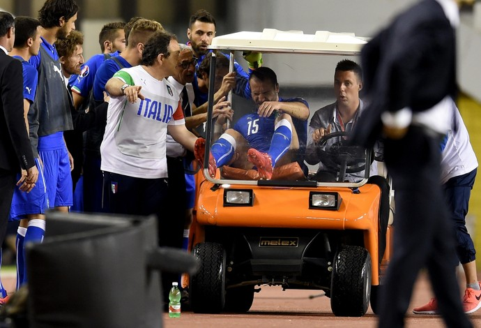 Lorenzo De Silvestri Croácia x Itália (Foto: Reuters)