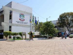 Campus da Unemat em Cáceres (Foto: Moisés Bandeira/Divulgação)