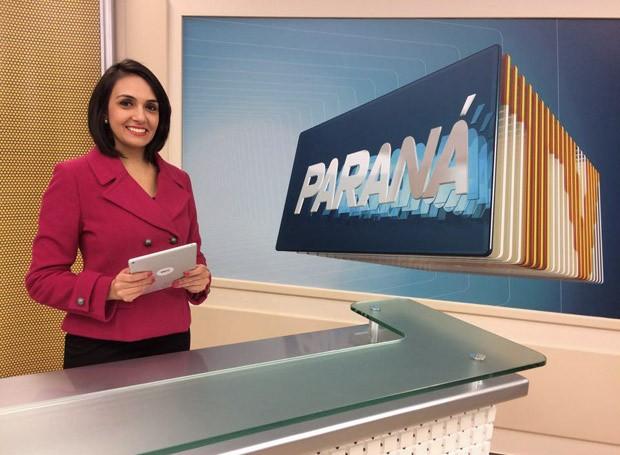 Prudentópolis também é uma das cidades que mais aparecem no Paraná TV 2ª edição, por ser uma região turística com belezas culturais e naturais, como as famosas cachoeiras. (Foto: Reprodução/RPC)
