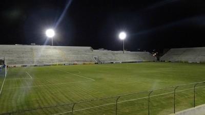 Estádio Cornélio de Barros (Foto: Daniel Gomes)