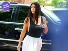 De Kim Kardashian a Nanda Costa: melhores looks da semana