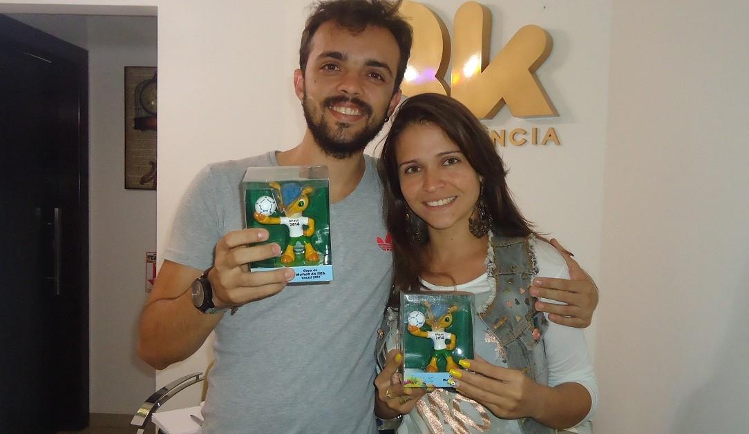 Dia do Mídia na TV Subaé (Foto: Divulgação)