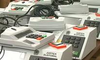 TSE prevê Dilma com 11min48 de TV, Aécio com 4min31 e Campos, 1min49 (Reprodução Globo News)