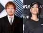 Ed Sheeran revela que compôs música pensando em Rihanna