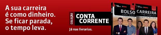 Série Conta Corrente (Foto: Divulgação/GloboNews)