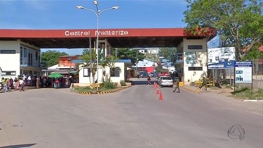 Polícia boliviana reforça fronteira com MS para barrar fugitivos do AM