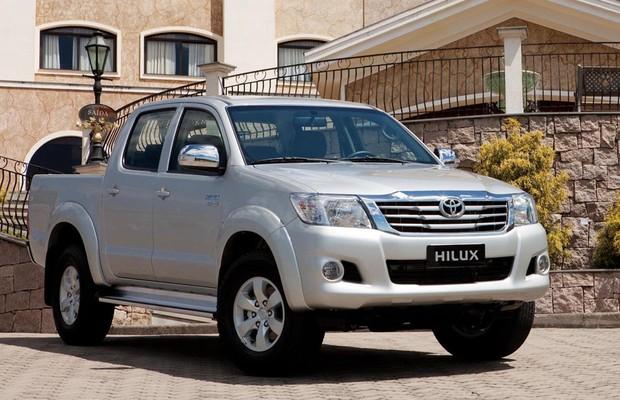 Toyota Hilux 2014 (Foto: Divulgação)