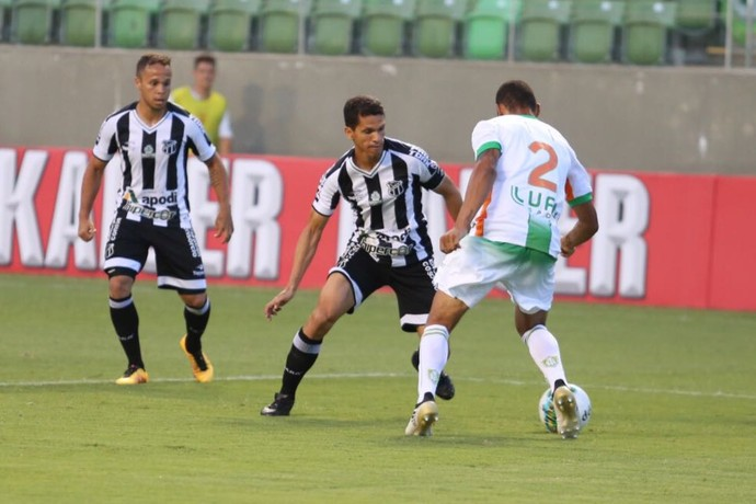 América-MG, Ceará, Independência, Primeira Liga  (Foto: Christian Alekson / CearaSC.com )