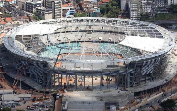 Arena Fonte Nova (Foto: Manu Dias/GOVBA)