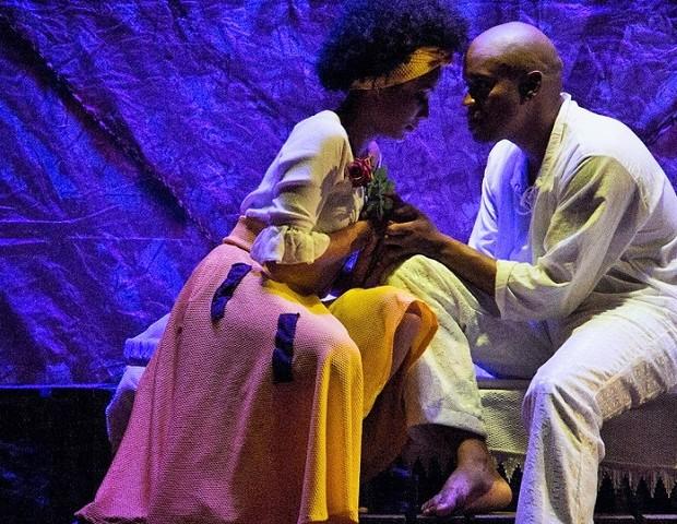 O musical é uma adaptação de uma peça que estreou na Broadway na década de 1990 (Foto: Camila Marques/Divulgação)