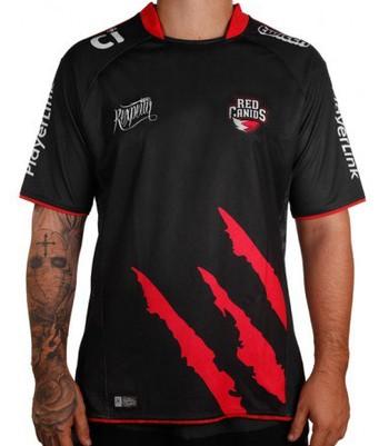 Red Canids apresenta novo uniforme 28d6c2ba48747