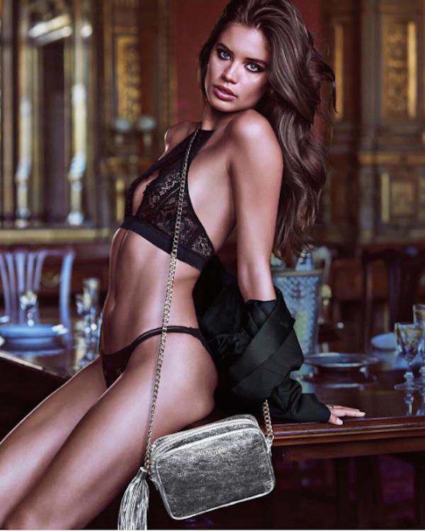 A modelo portuguesa Sara Sampaio (Foto: Instagram)