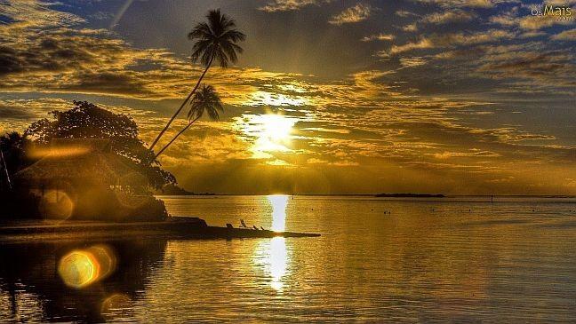 Á tarde (Foto: Arquivo Google)
