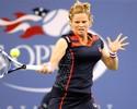 Kim Clijsters deslancha no segundo set e supera americana de 16 anos