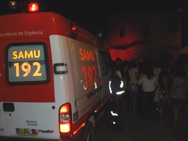 Crime ocorreu durante uma caminhada eleitoral em Itambé (Foto: Itambé Agora)