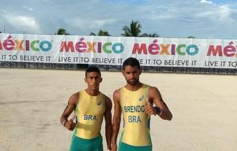 Cearense tem 2º melhor desempenho do Brasil em Mundial de Aquathlon