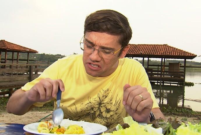 Que tal provar essa tradicional delícia? (Foto: Revista de Sábado / TV TEM)