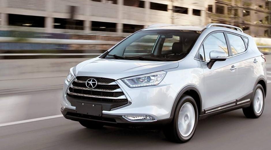 Carro da Jac Motors: governo tira empresa do Inovar Auto (Foto: Divulgação)