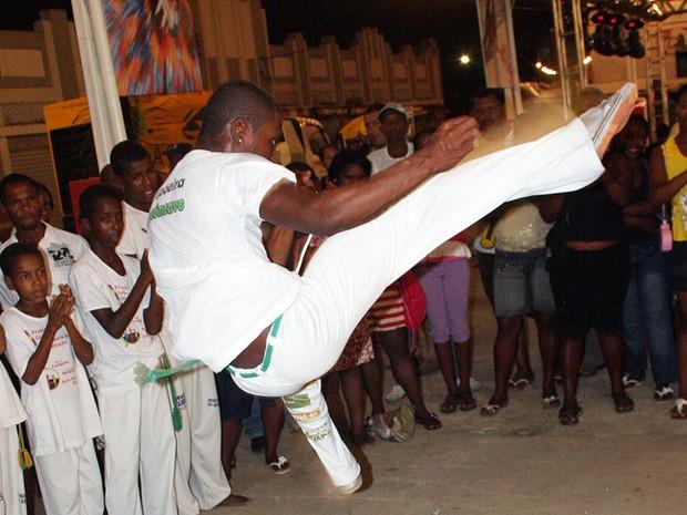 Capoeira é uma das principais demonstrações culturais da Bahia (Foto: Divulgação/Edgar de Souza)