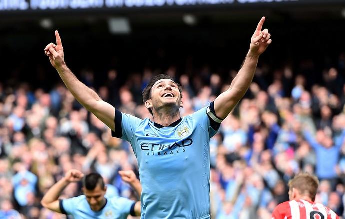 Lampard - Manchester City (Foto: AP)
