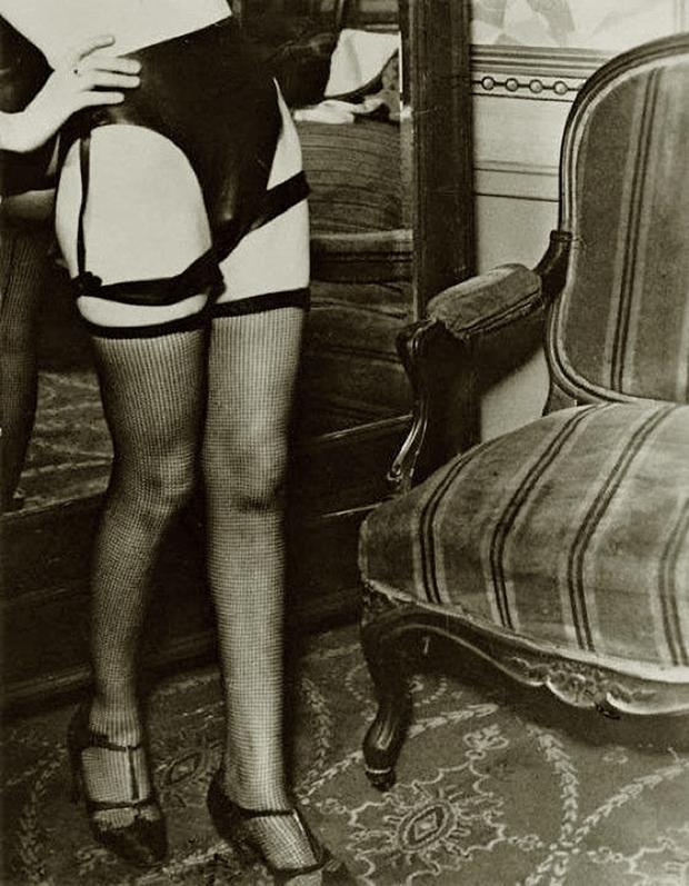 Campanha vintage da Diana Slip (Foto: Brassaï)