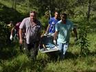 Ossada de jovem desaparecido é encontrada em Guimarânia