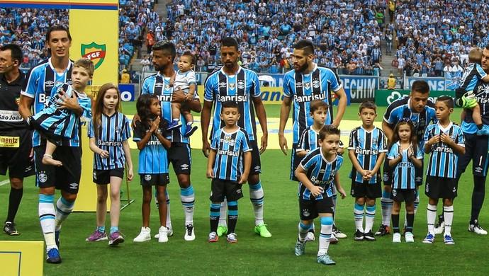 Grêmio Gre-Nal 412 Arena (Foto: Lucas Uebel/Grêmio)