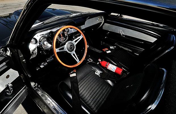 """Ford Mustang do filme """"60 segundos"""" (Foto: Divulgação / Mecum Auctions)"""