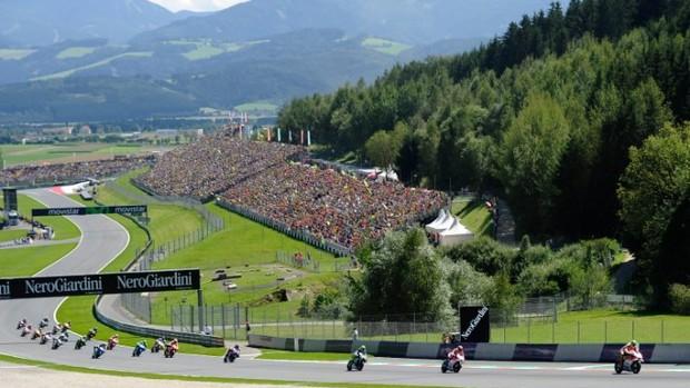 BLOG: Mundial de Motovelocidade - Grande Prêmio da Áustria é eleito o melhor da temporada 2016....