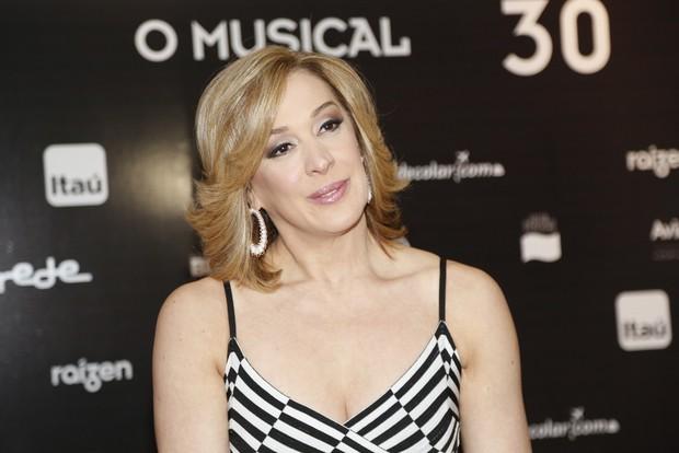 Claudia Raia (Foto: Felipe Assumpção/AgNews)