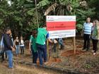 Árvores são plantadas em Ji-Paraná e APP é demarcada no Dia da Água