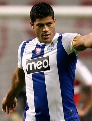 Hulk gol Porto (Foto: Reuters)