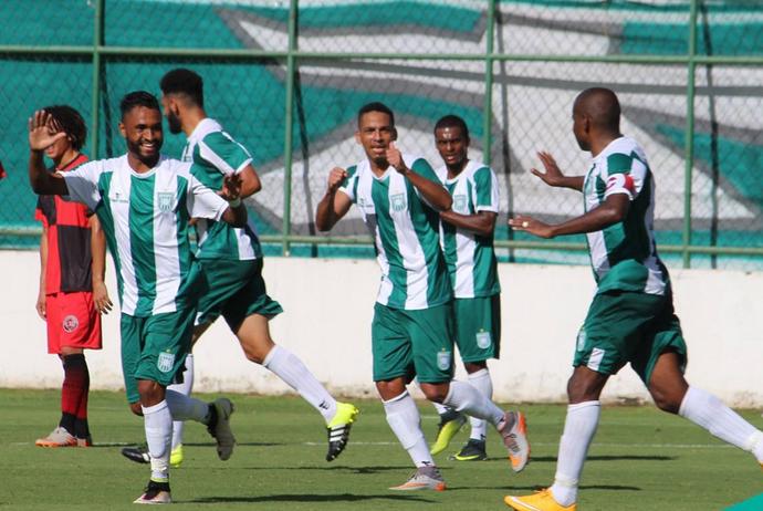 Gama x Atlético Taguatinga (Foto: Divulgação / SE Gama)