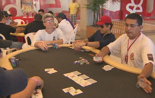 Campeonato de Poker em Macapá. (Foto: Reprodução/TV Amapá)
