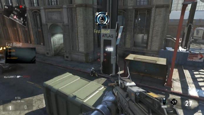 Call of Duty: Advanced Warfare: como criar salas privadas para jogar contra seus amigos (Foto: Reprodução/Murilo Molina)