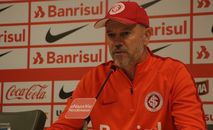 Internacional Inter Antônio Carlos Zago (Foto: Eduardo Deconto/GloboEsporte.com)