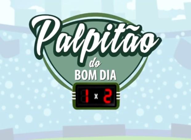 Palpitão é o novo quadro do Bom Dia SC (Foto: RBS TV/Reprodução)