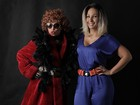 Look do Dia com Tia Suelly: Suzana Pires e Valesca Popozuda celebram estreia